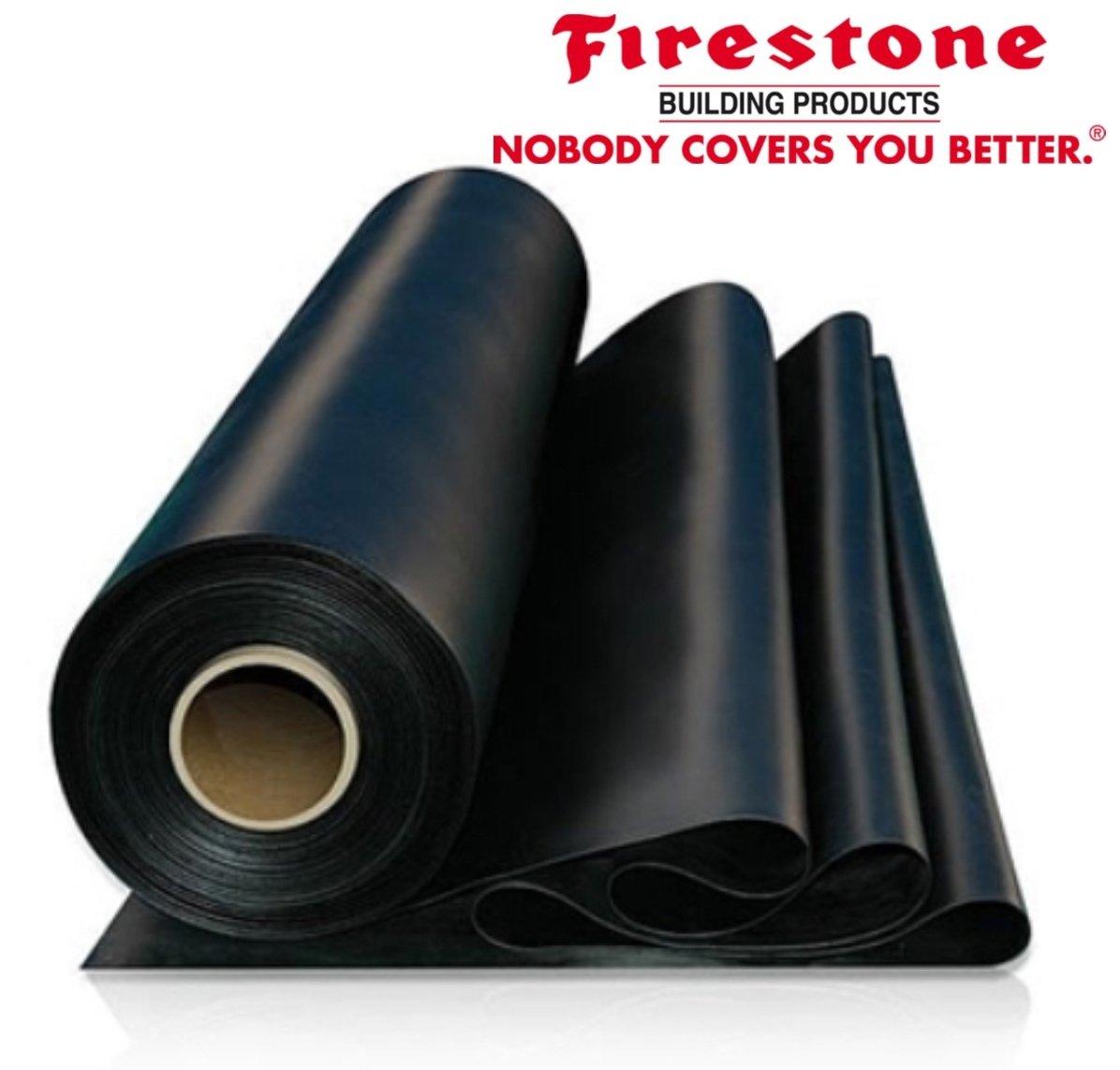 5 X 20 Firestone Rubbergard 45 Mil Epdm Roofing Rubber