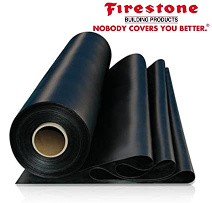 10 x 15 firestone rubbergard 45 mil epdm roofing rubber - Rubberised Roof Membrane