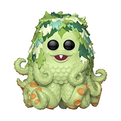 Funko Sigmund and The Sea Monsters 2020 Summer Convention Exclusive Limited Edition Vinyl POP #853: Toys & Games