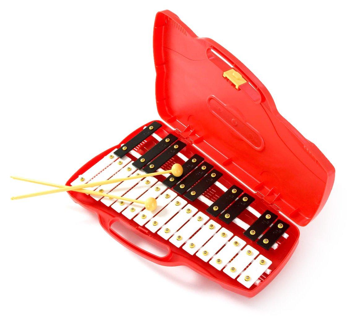 Percussion Plus Junior Glockenspiel in a Case PP920