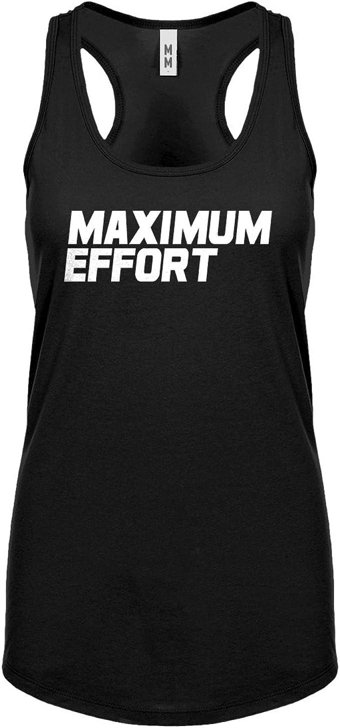 Minimal Effort Womens Vest Tank Top