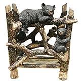 BestGiftEver BLACK BEAR MAGAZINE STAND RACK HOLDER (BOOK)