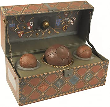 comprar Harry Potter. Collectible Quidditch Set