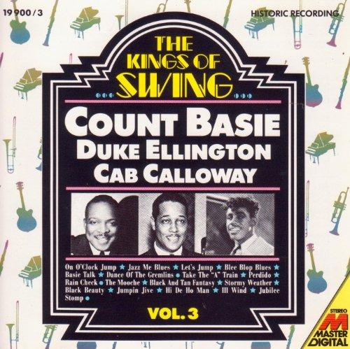 - The Kings Of Swing, vol. 3 (MONO) ~ Various Artists (Count Basie / Duke Ellington)(Audio CD album)