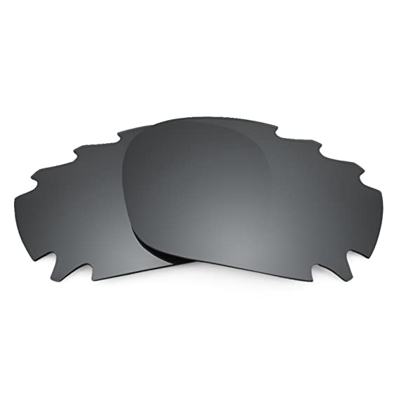 bbfda7121c Revant Polarized Replacement Lenses for Oakley Racing Jacket Vented Black  Chrome MirrorShield®  Amazon.co.uk  Clothing