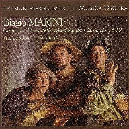 Biagio Marini: Concerto Terzo delle Musiche da Camera