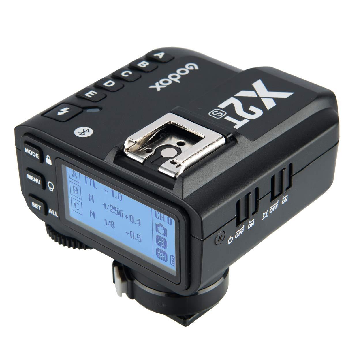 Godox X2T-S TTL Wireless Flash Trigger 1/8000s HSS TTL, Phone APP Adjustment, Compatible Sony (X2T-S) by Godox (Image #3)