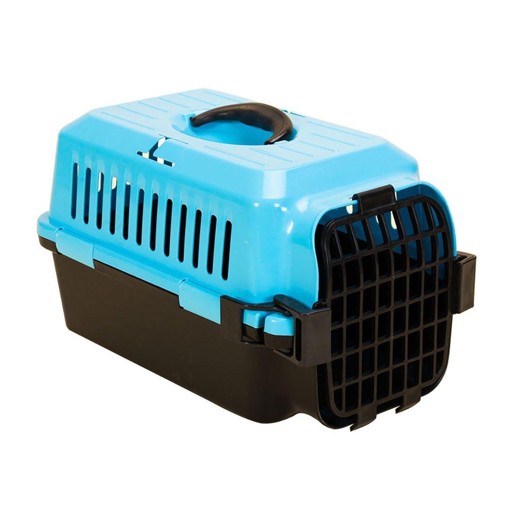 Pet Transporte Jaula Perro Caja De Aire Perro Gato Plástico Consignación Aire Transporte Caja Pet Desmontable Combinación Jaula: Amazon.es: Deportes y aire ...
