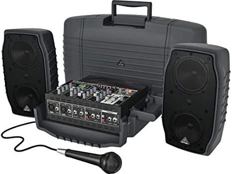 Review BEHRINGER EUROPORT PPA200