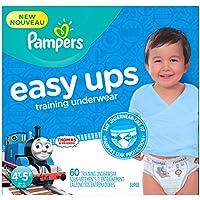 Pampers Boys Easy Ups Training Underwear
