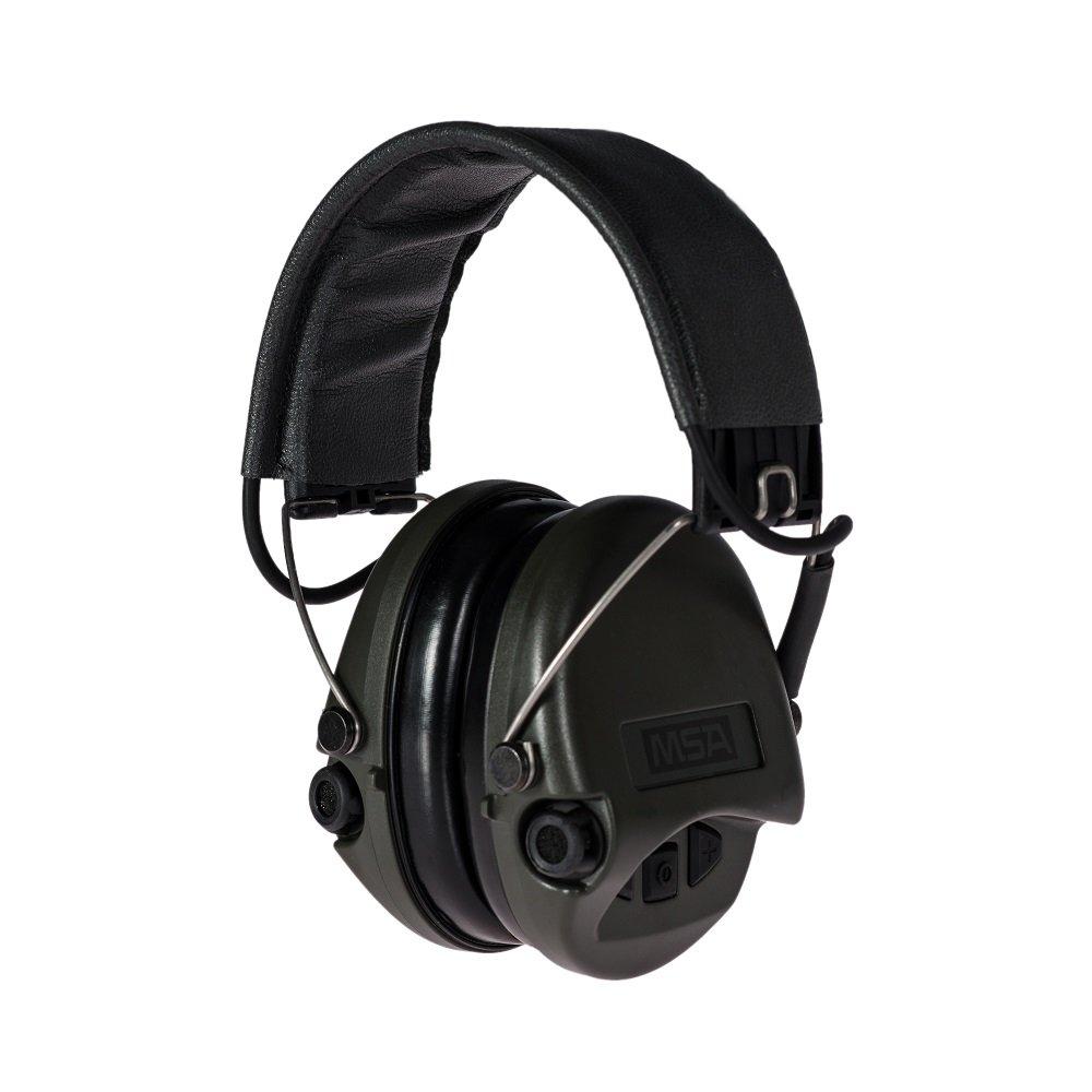 MSA Sordin Supreme BASIC - Electronic Earmuff for Hunting and Shooting