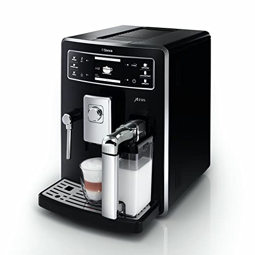 Saeco - Cafetera Espresso Hd894311, Metal Negro: Amazon.es ...