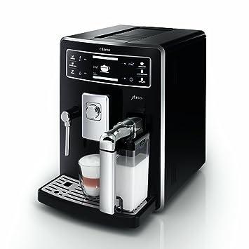 Saeco Xelsis SLX 5870, TFT, Negro, 1500 W, 230 MB/s, 50 Hz, Metal - Máquina de café: Amazon.es: Hogar