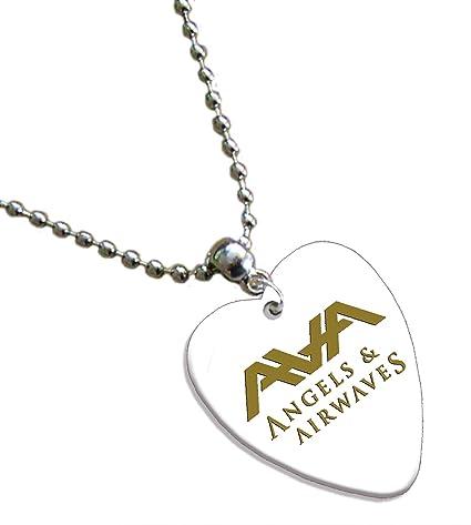 Amazon.com: Angels & Airwaves Oro Foil Blanco Impreso ...