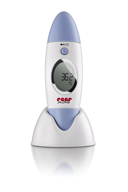 reer 376 und Schl/äfenthermometer Baby Skin Ohr