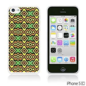 OnlineBestDigital - National Pattern Hardback Case for For Iphone 4/4S Cover - Colorful Aztec Pattern