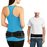 SI Sacroiliac Belt for Men and Women, Adjustable Belt for SI Joint Pain Relief, SI Brace for Low Back Support Hip and Sciatica Pain, Sacroiliac Joint Belt Pregnancy M Size