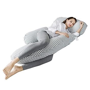Amazon.com: Sanxian - Almohada de maternidad multifuncional ...