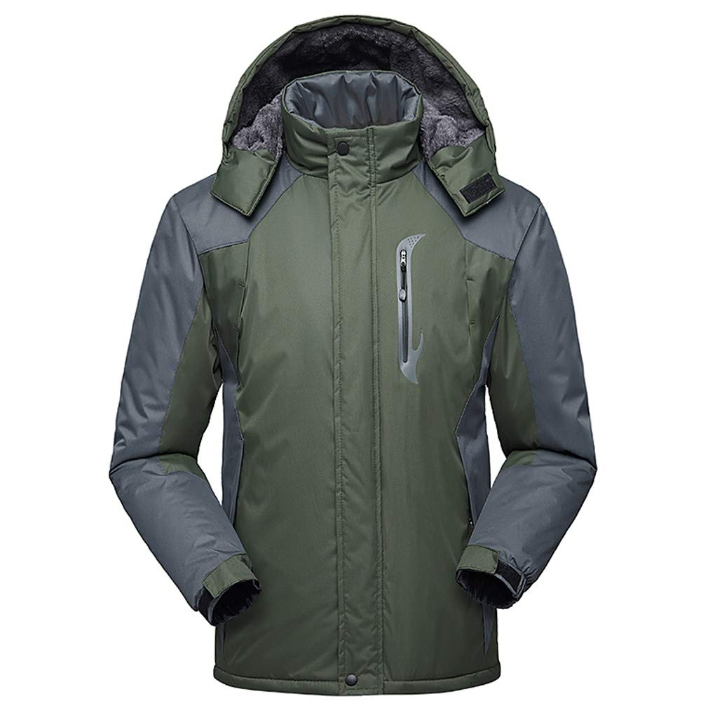 Pandaie-Mens Product OUTERWEAR メンズ XX-Large アーミーグリーン B07K882KC8, 海苔の鈴藤丸 e1f8afd8