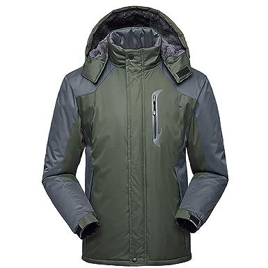 ce704264a7f Amazon.com  Big and Tall Mens Pea Coat. Men's Winter Casual Long ...
