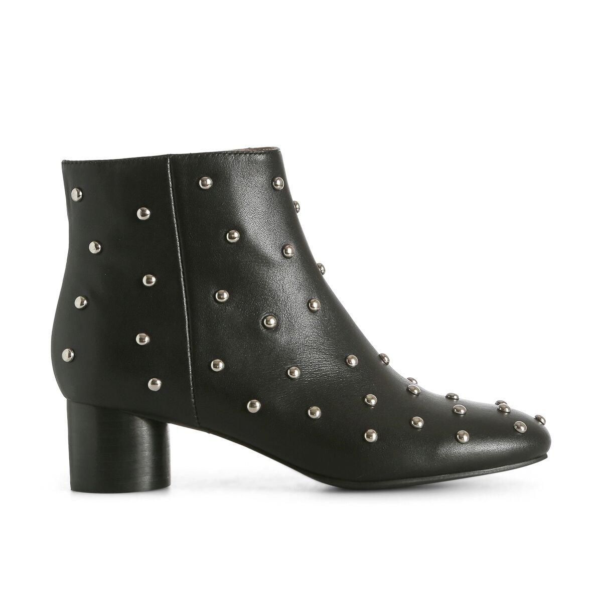Schuhe The Bear Damen Aya Studs Stiefeletten