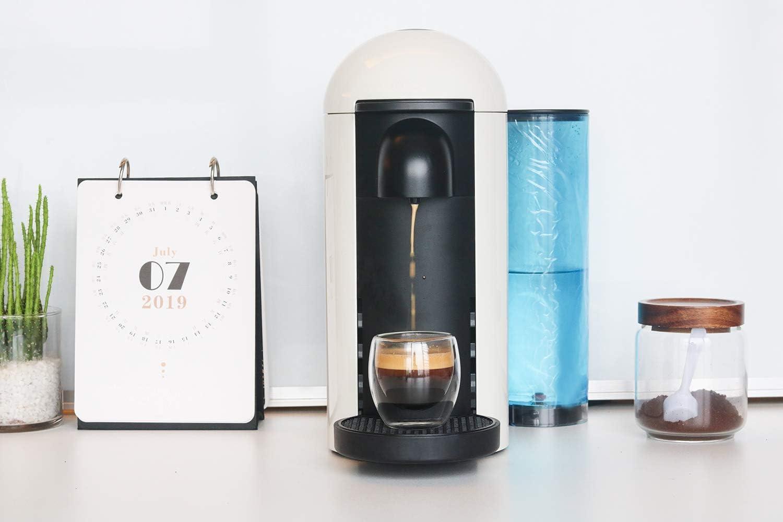 Amazon.com: Cápsula de café de acero inoxidable compatible ...