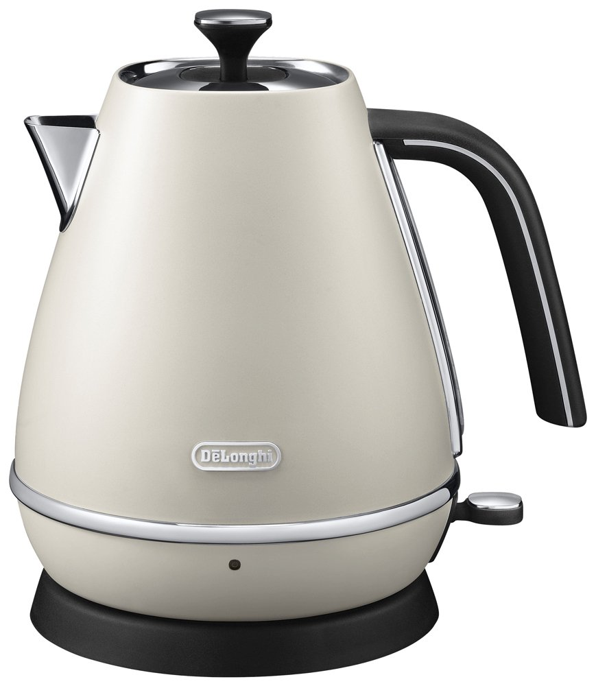 DeLonghi Distinta collection Electric kettle KBI1200J (Pure White)