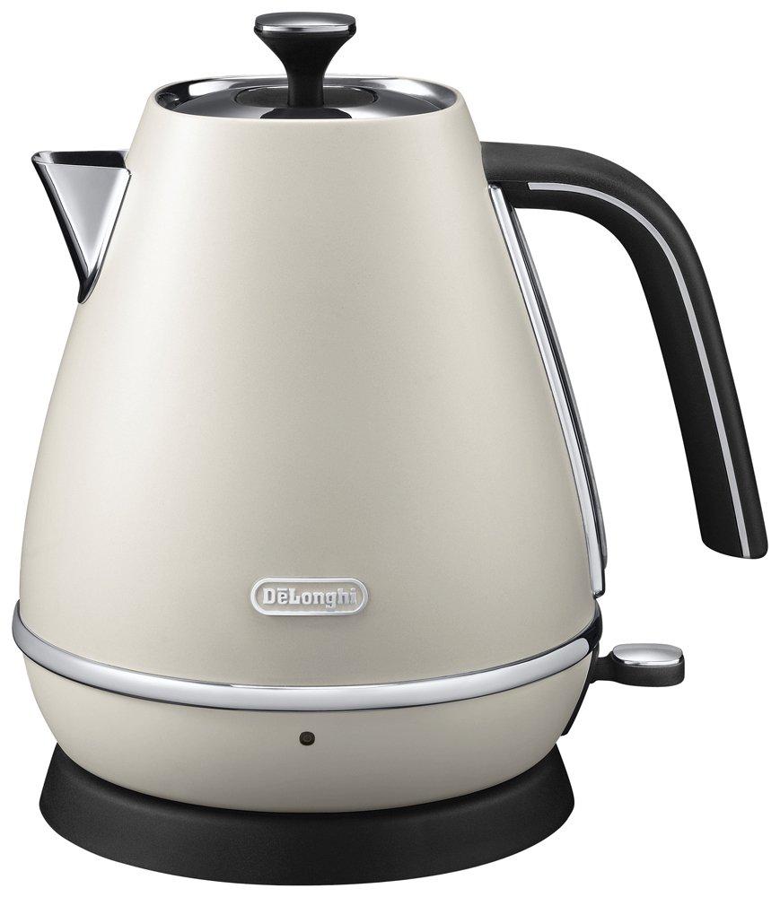 DeLonghi Distinta collection Electric kettle KBI1200J (Pure White)