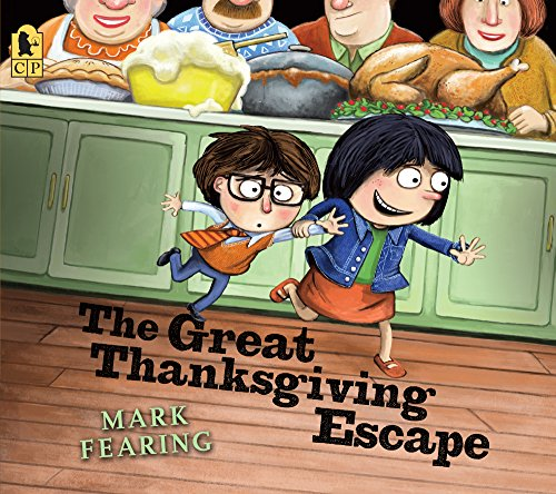 The Great Thanksgiving Escape (Turtleback School & Library Binding Edition) by Turtleback Books (Image #1)