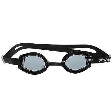 a122bf5b17 Slazenger Unisex Blade Swimming Goggles Black One Size: Amazon.co.uk:  Clothing