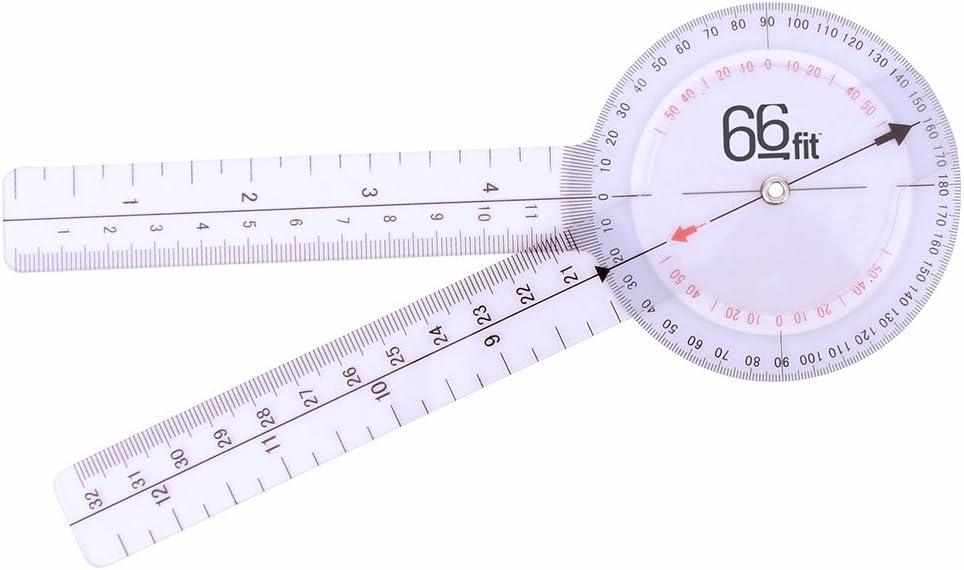 66Fit Goniometer - Goniómetro, tamaño 8