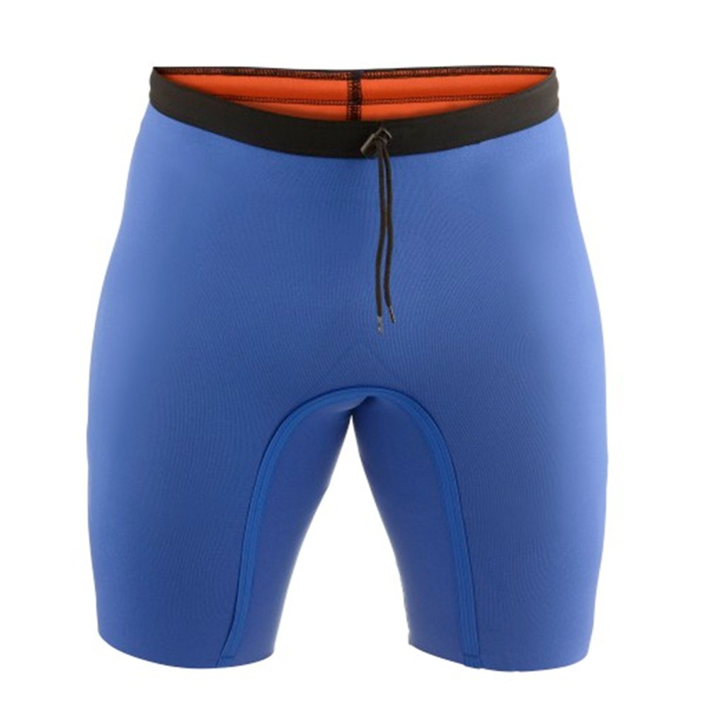 Rehband Basic Men's Sports Compression Shorts 7981 - Blue - X-Small