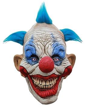 Scary máscara de payaso del asesino