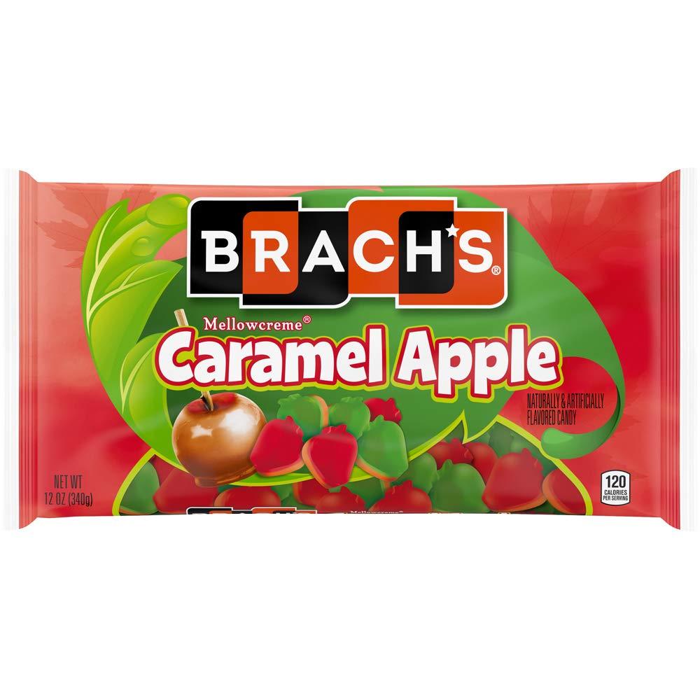 Brach's Caramel Apple Candy Corn, 12 Ounce,12 Count