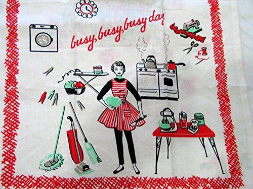 vintage housewife - 5