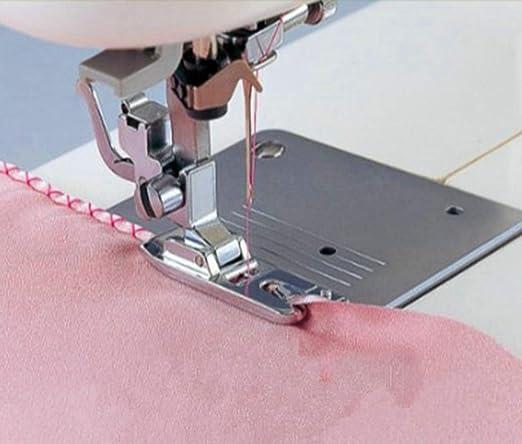 Juego de 2 herramientas para máquina de coser con dobladillo ...