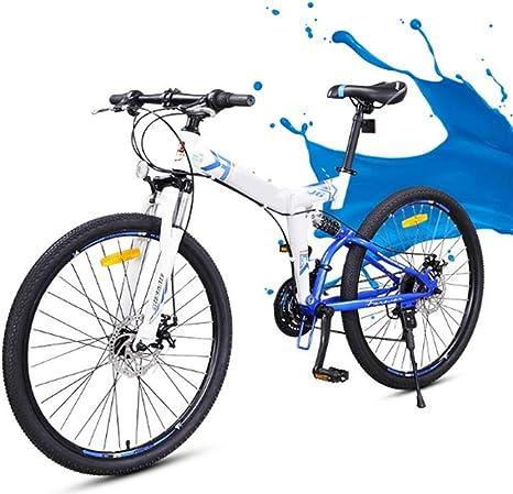 SYCHONG Bicicleta Plegable, 26