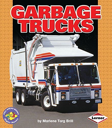 Garbage Trucks (Pull Ahead Books) (Management Garbage Waste Collection)