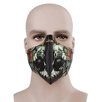 Lixada Basecamp Anti PM 2.5 bicicleta ciclismo máscara mouth ...