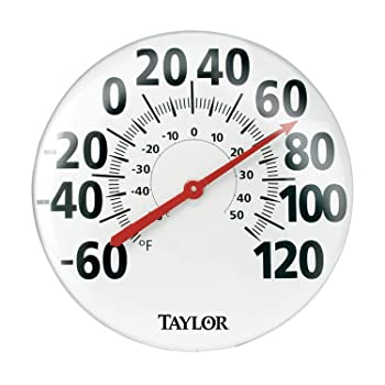 Taylor Precision 18-Inch Outdoor Thermometer