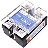 Color: 100A Mager SSR DC-AC Rolid State Relay MGR-1 D4810 D4820 D4825 D4840 D4850 D4860 D4875 D4880 10A 20A 25A 40A 50A 60A Switch