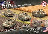 Flames Of War Team Yankee Us M113 Platoon (tubx03, 4 Units)