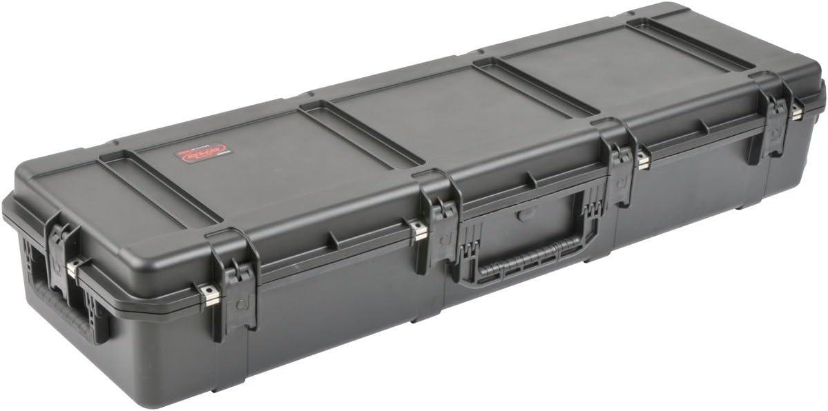 SKB Cases CVPKG Presents Black 3i-5616-9B-L. 56.00 x 16.00 x 9.00 . with Wheels Foam.
