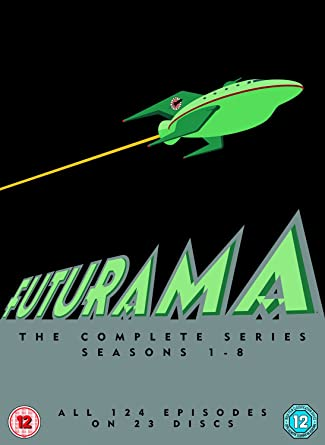 download torrent futurama season 1