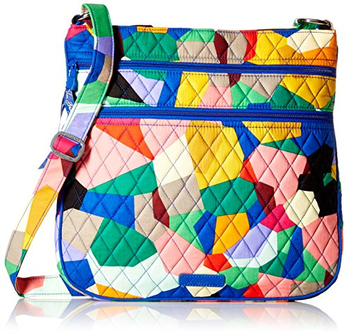 (Vera Bradley Triple Zip Hipster, Pop Art)