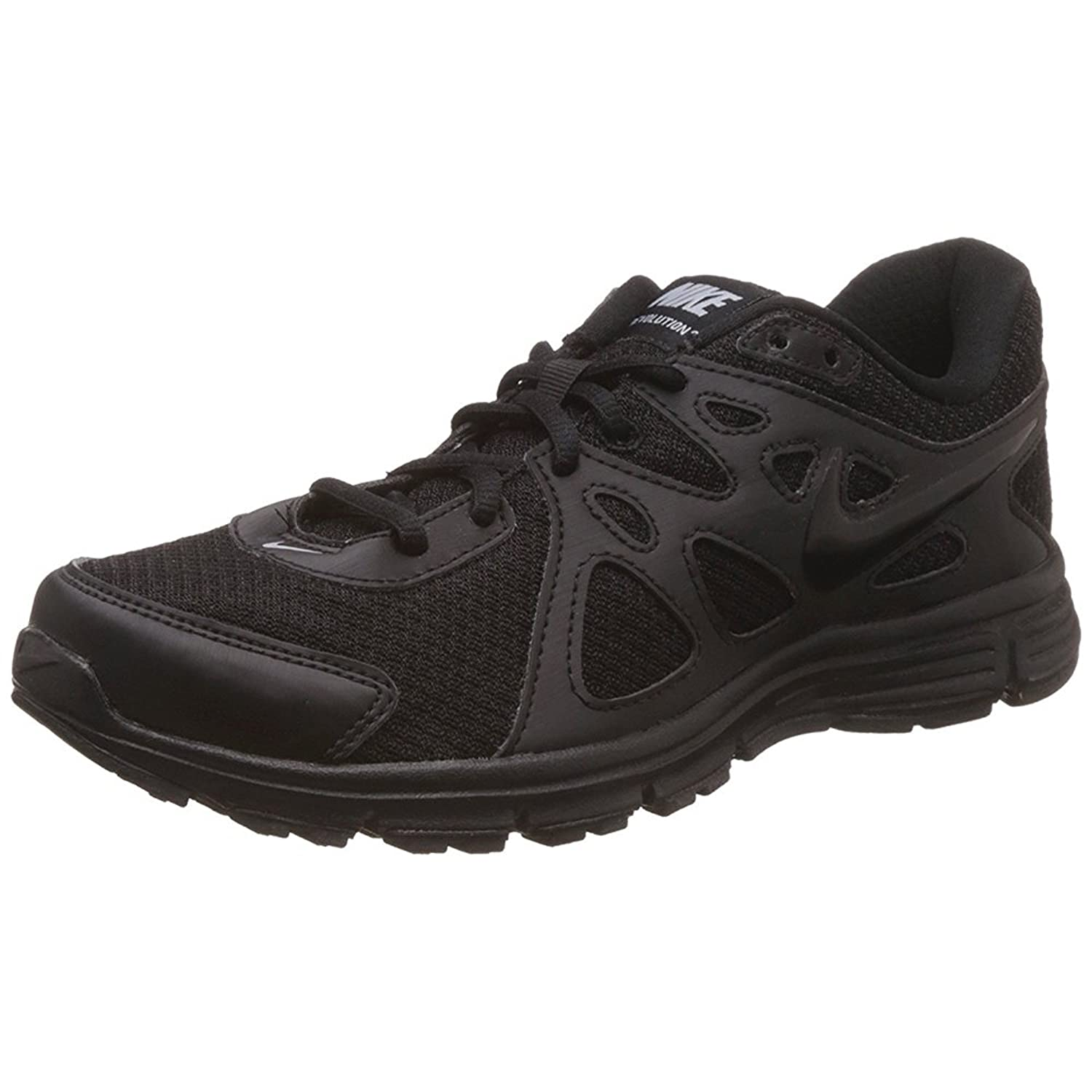Nike Black School Shoes Kids Range (3 to 11 Years)  Buy Online at ... a2f1662b2