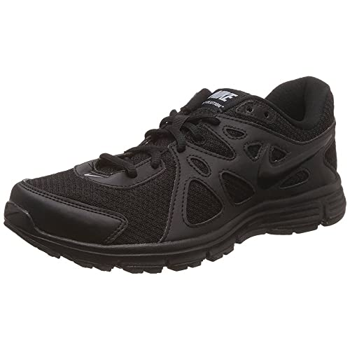 d250419571aff8 Nike Black School Shoes for Men Ankle Lace-Up Formals (UK India Size 3 to  12)  Buy Online at Low Prices in India - Amazon.in