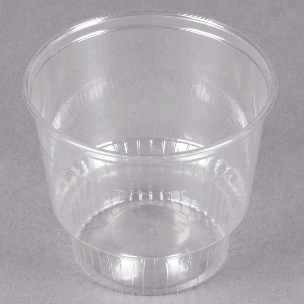 Dart Solo SD12 12 oz. Clear Sundae Cup - 1000/Case by TableTop King
