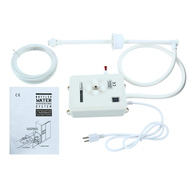 9milelake 120V AC Bottled Water Dispensing Pump System