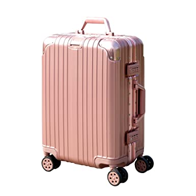 Amazon.com | SCIONE 20 Inch Carry On Baggage Suitcase Travel ...